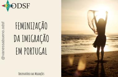 [info PT] Feminização da imigração em Portugal
