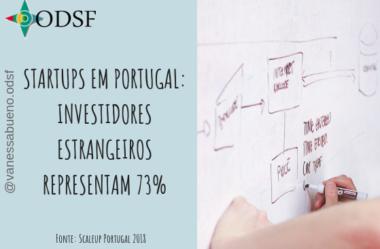 [info PT] Startups em Portugal: investidores estrangeiros representam 73%