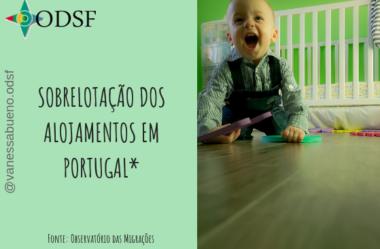[info PT] Sobrelotação dos alojamentos em Portugal