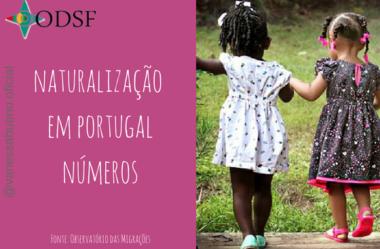 [info PT] Naturalização em Portugal: números