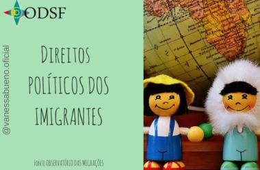 [info PT] Direitos políticos dos imigrantes