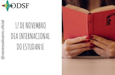 [info PT] 17 de novembro. Dia internacional do estudante