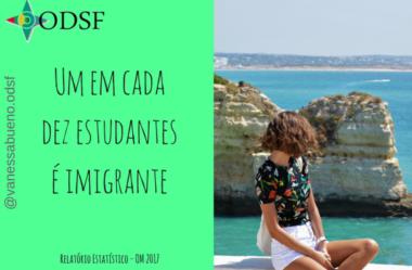 [info PT] Um em cada dez estudantes é imigrante