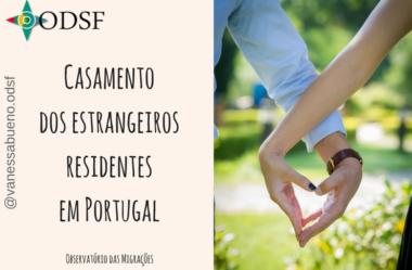 [info PT] Casamentos dos estrangeiros residentes em Portugal