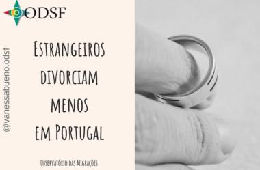 [info PT] Estrangeiros divorciam menos em Portugal