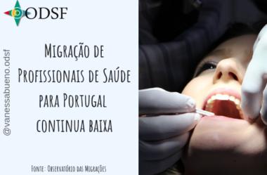 [info PT] Migração de Profissionais de Saúde para Portugal continua baixa