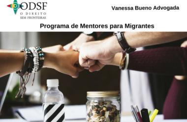[info PT] Programa de Mentores para Migrantes