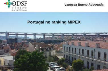 [info PT] Portugal no ranking MIPEX