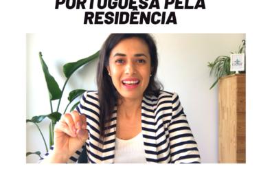 [vídeo] 4 hipóteses de requerer a nacionalidade portuguesa pela residência