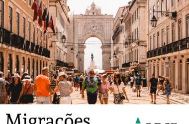 [info PT] Em 2020, brasileiros representaram 27,8% do total de estrangeiros em Portugal